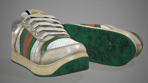 GUCCI VIRTUS (game ready shoes)