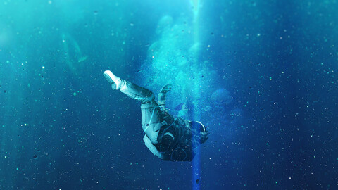 ASTRONAUT DROWNING PROJECT