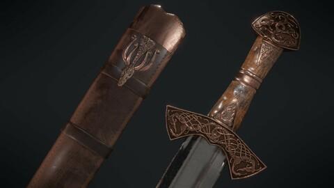 Modular Viking Sword-1