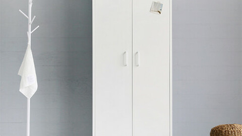 MKB Cabinet Wardrobe 7602000
