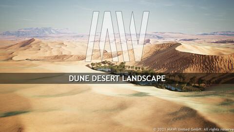 MW DUNE DESERT LANDSCAPE