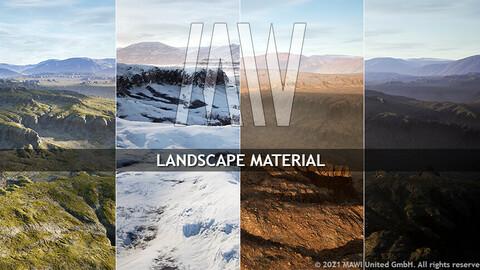 MW LANDSCAPE MATERIAL
