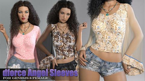 Angel Sleeves