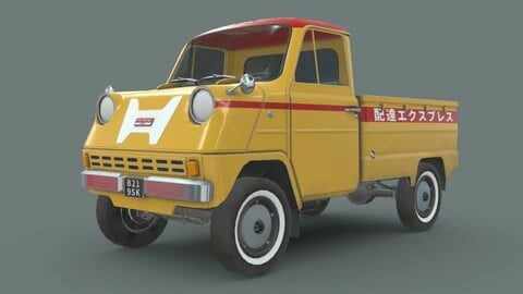 Kei Mini Truck