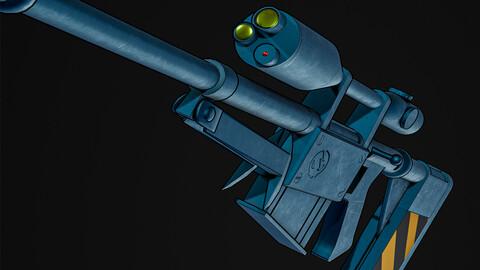 Yoko Littner Sniper