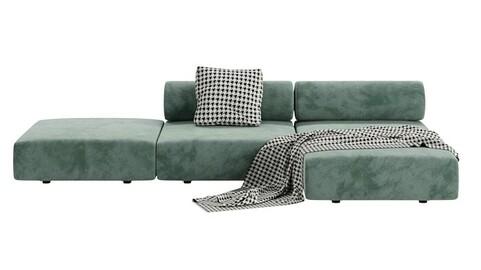 Sofa 3d -01