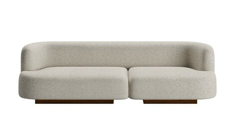 Sofa 3d -03
