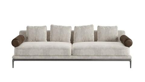 Sofa 3d- 09