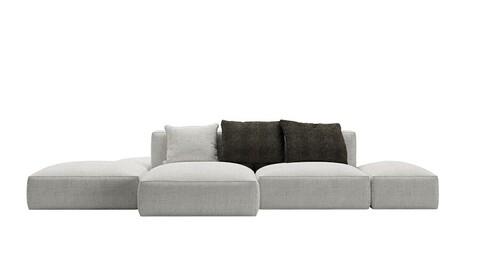 Sofa 3d model-24