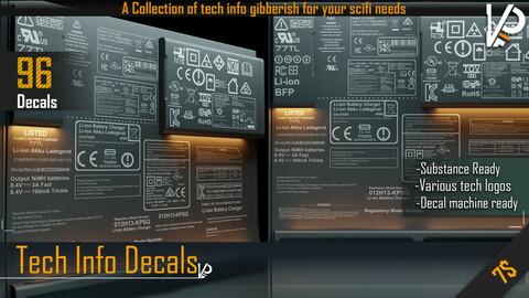 VPF_2D: Tech info Decals