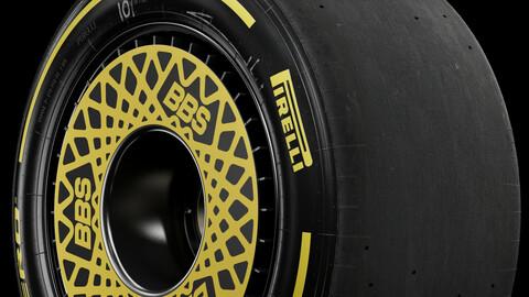 Pirelli PZERO F1 2022 Tyre's In Use (Real World Details)