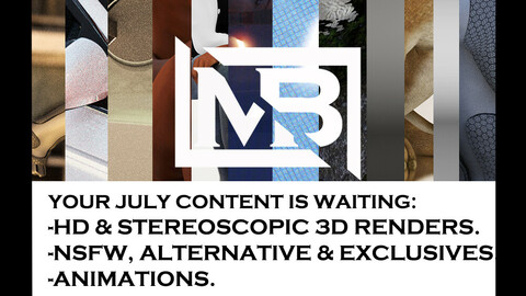 Project EB&M - Content for July 2021