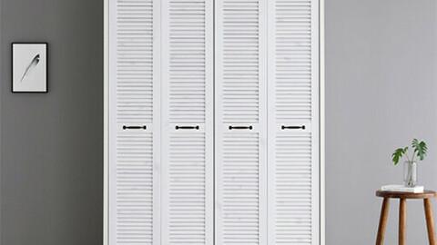 HEIN wardrobe 4 doors 120195