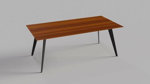 LinieM Table System by MuellerManufaktur