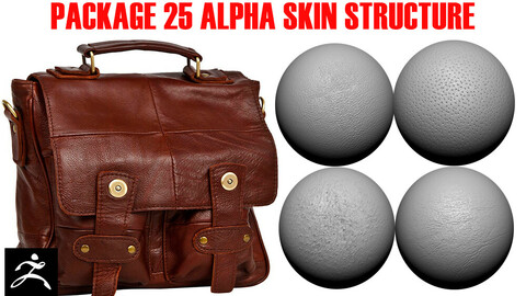 Package 25 Alpha Skin Structure