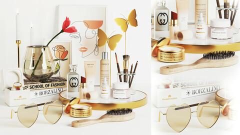 Luxury decorative set 01