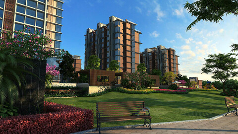 Advanced comfort residential area
