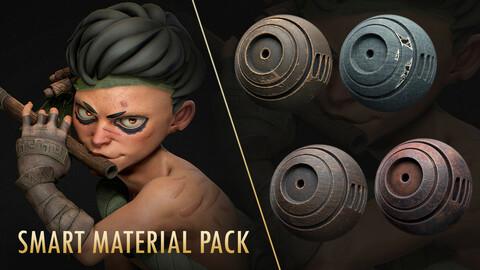 Piper Smart Material Pack