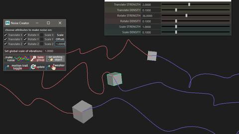 Noise Creator script