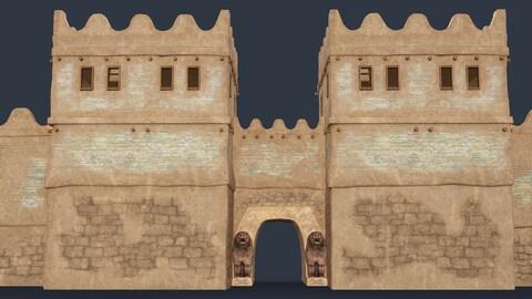 Hittite Fortification