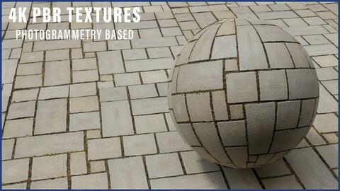 Photogrammetry - Park Tile Floor