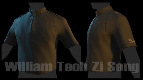 UK Police T-Shirt 001