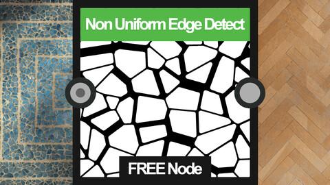 Non Uniform Edge Detect | FREE