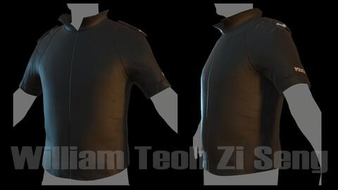 UK Police T-Shirt 002