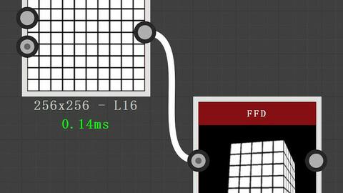 FFD in Substance Designer
