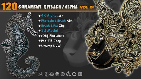 120_Ornament_Kitbash_ vol_01