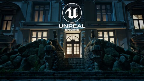Unreal Engine House Project