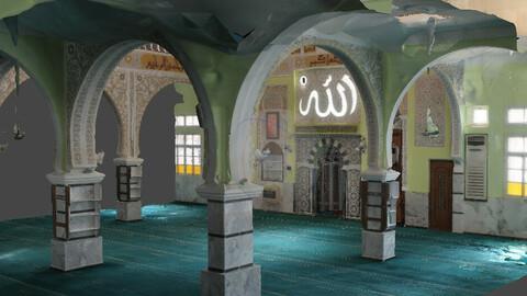 El Houda Mosque, Bechar, DZ