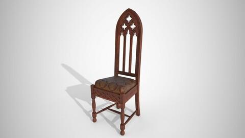 Victorian kitchen chair