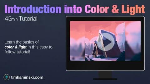 Tutorial: Introduction into Color & Light