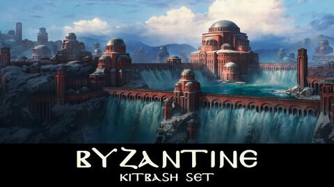 Byzantine kitbash set