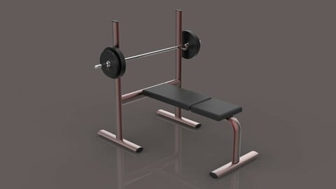 Fitness barbell exercise weightlifting exercise fitness equipment sports