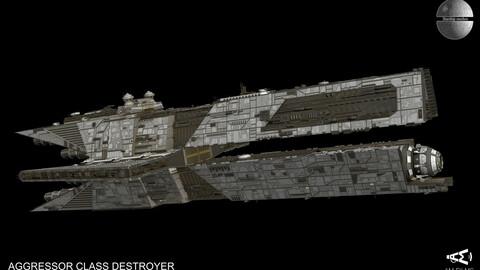 Aggressor class destroyer
