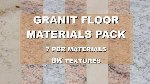 Granit Floor Materials Pack