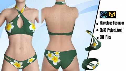 Womens Swimsuit