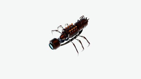 Ant steampunk