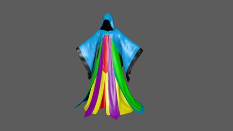 Priest Robe
