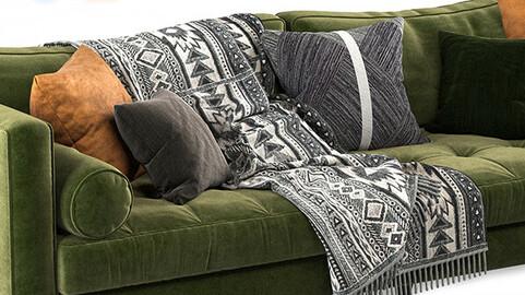 Article sven sofa Green