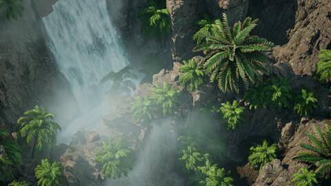 Tropical Island (Unreal Engine - Environment)