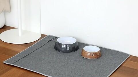 Perfect fixing power dog waterproof toilet pad