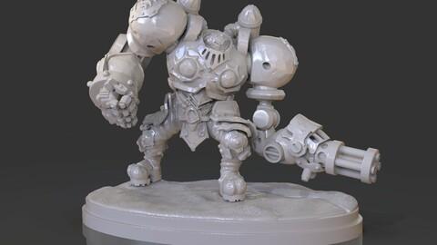 Calibretto Sculpture