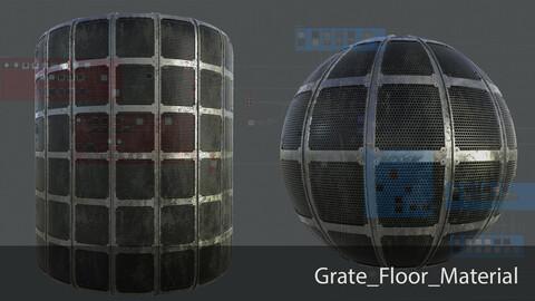 Grate_Floor_Material