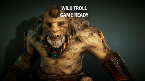 Wild troll