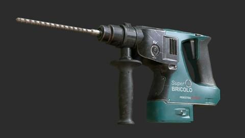 Power Hammer Drill