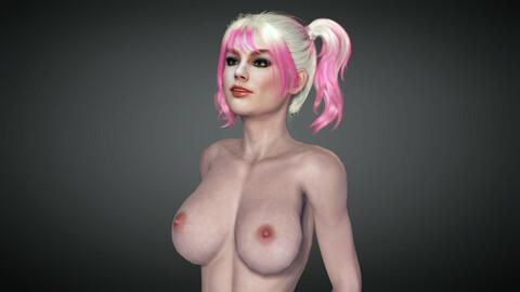 Female Character 13