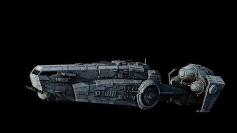 YV-337 light freighter